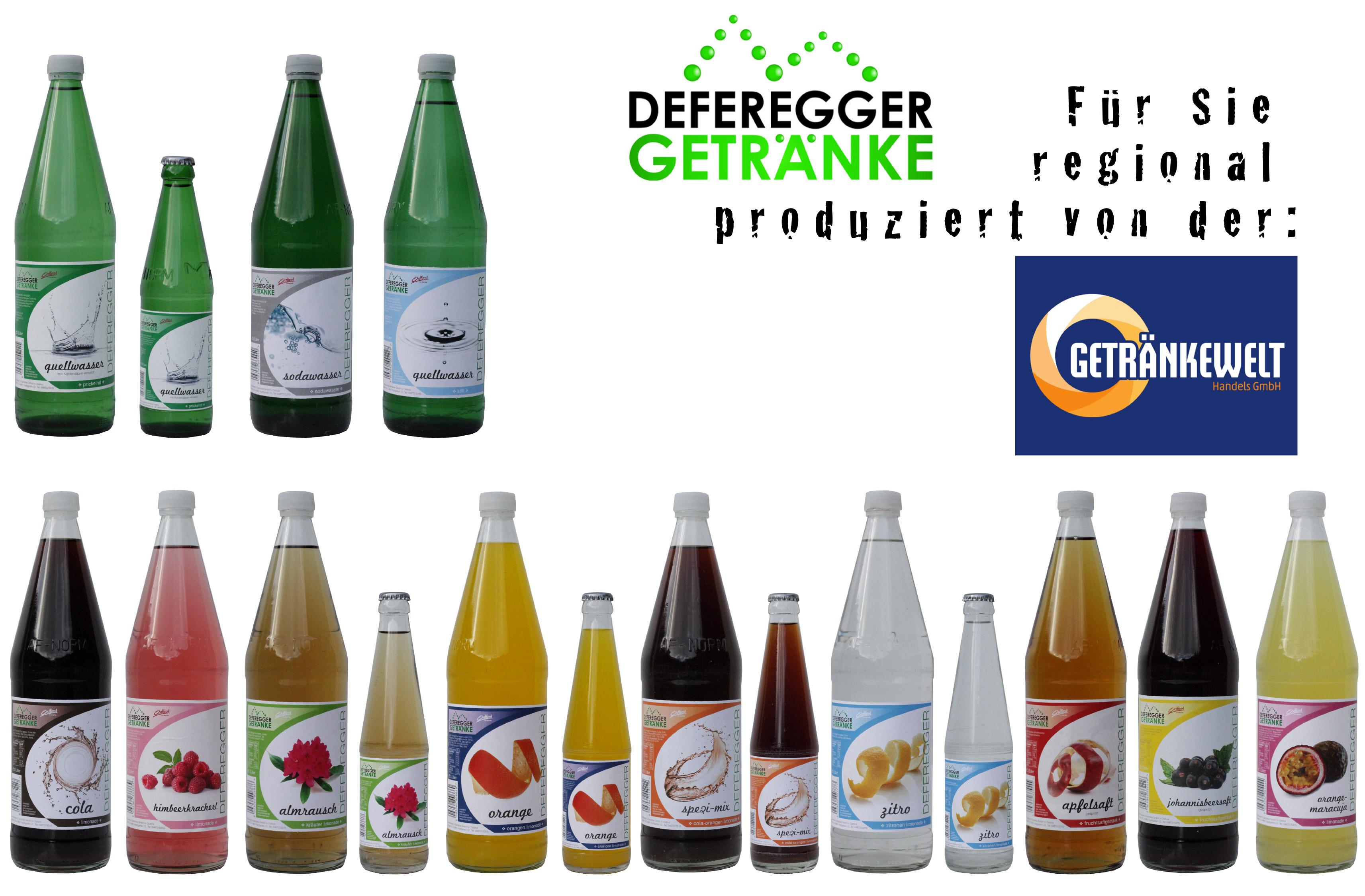 Abfüllung / Getränkewelt Handels GmbH